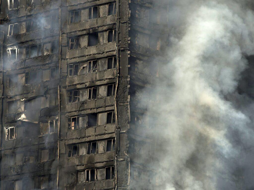 Защита высотных жилых домов